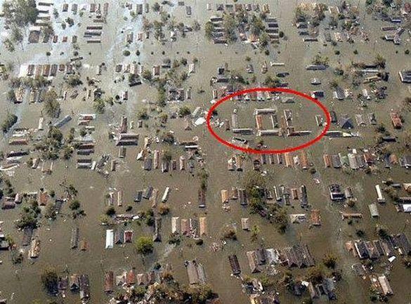 Kejadian-Kejadian Unik Saat Banjir
